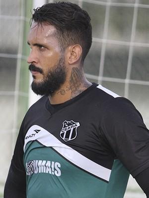 Douglas, goleiro do Ceará  (Foto: Israel Simonton/Divulgação)