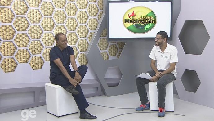 Arena Mapinguari #12 2017 (Foto: Reprodução/GloboEsporte.com)