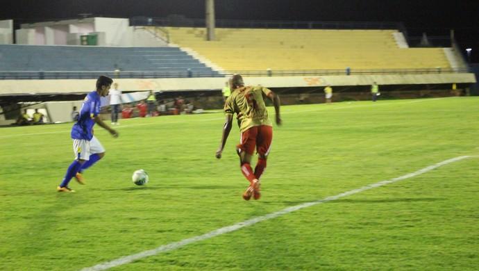Jogo entre Palmas e Princesa do Solimões será decisivo  (Foto: Cyntia Miranda/GloboEsporte.com)