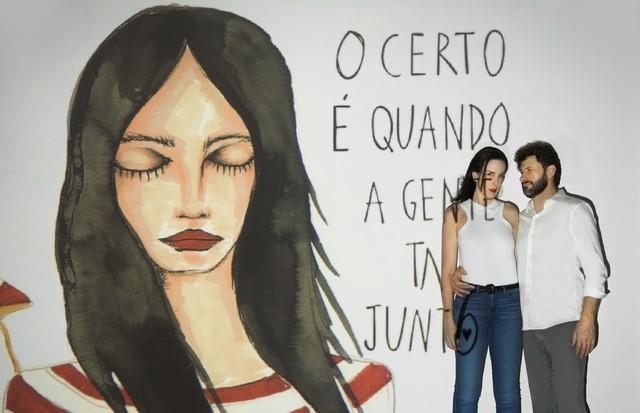 Ana Isabel + Rita Wainer (Foto: Divulgação )