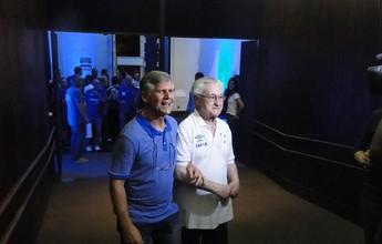 Com festa e muita história, Cruzeiro relembra título da Taça Brasil de 66