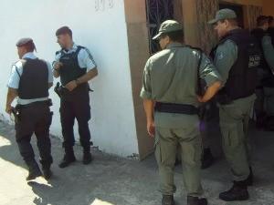 Dono do bar na Vila Manuel Sátiro reagiu a assalto (Foto: TV Verdes Mares/Reprodução)