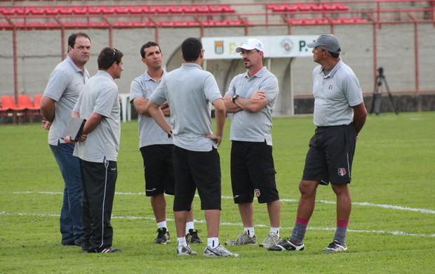 Santa Cruz Estádio Romildo Ferreira Série C (Foto: Guto Marchiori)