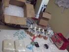 Polícia apreende quase 2 kg de pasta base de cocaína em Tabira, no Sertão