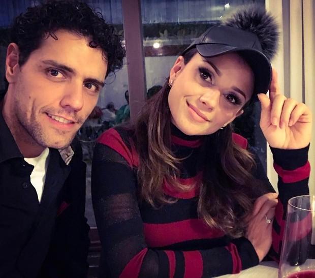 Paula Fernandes e Thiago Arancam (Foto: Reprodução/Instagram)