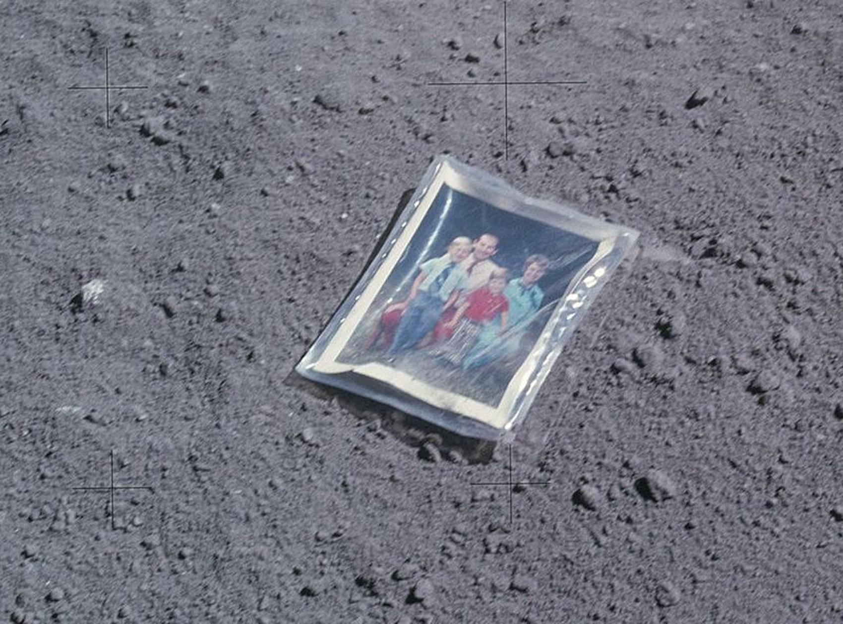 Foto de família - Lua