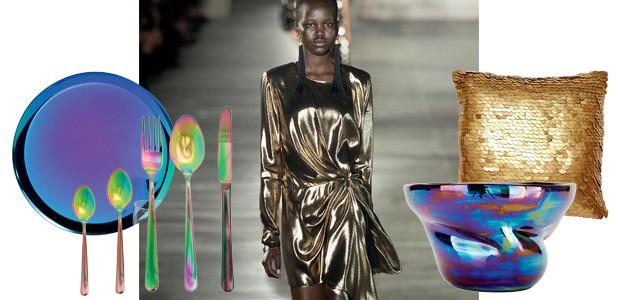 A moda inspira a decoração (Foto: divulgação)