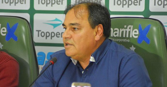 Nei Pandolfo Executivo de Futebol Guarani Bugre (Foto: Guarani Press / Divulgação)