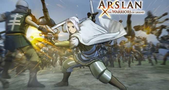 Arslan: The Warriors of Legend é baseado em mangá (Foto: Divulgação/Tecmo Koei)