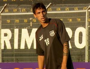 Rildo, atacante da Ponte Preta (Foto: Carlos Velardi/EPTV)