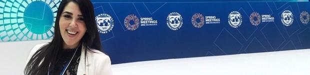 Cearense participa do fórum internacional Spring Meetings (Cearense participa do fórum internacional Spring Meetings (editar título))