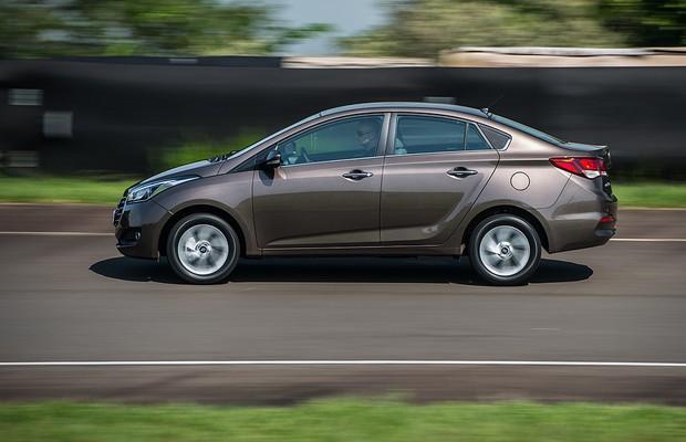 Novo Hyundai HB20S (Foto: Divulgação)