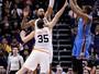 Durant cresce no final, Thunder vence, e Suns seguem com rotina de derrotas