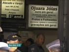 Vídeo mostra negociação entre polícia e assaltantes de joalheria na Sé