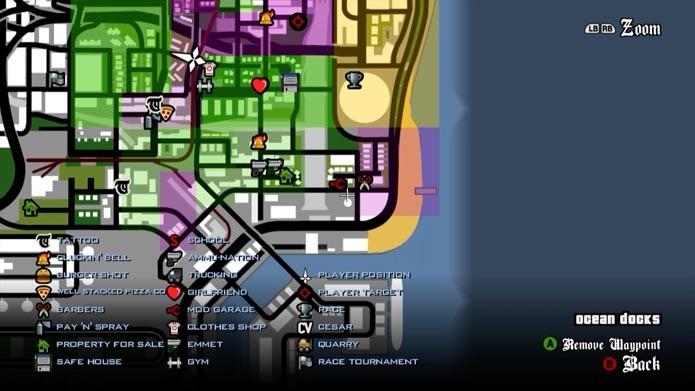 Marque o local no mapa (Foto: Foto: Reprodução/Murilo Molina)