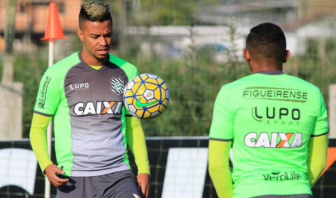 Rafael Silva Figueirense (Foto: Luiz Henrique/Figueirense FC)