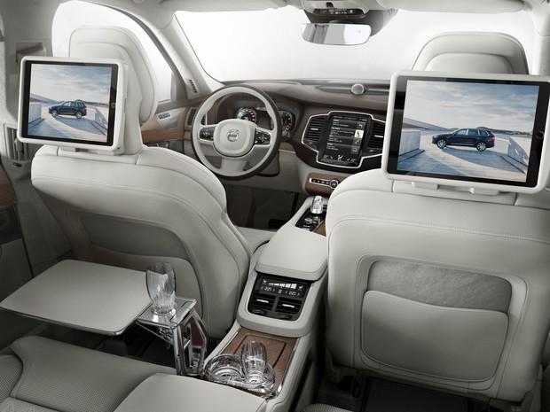 Volvo XC90 Excellence (Foto: Divulgação)