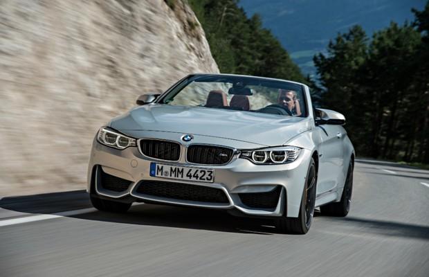 BMW M4 Cabrio  (Foto: Divulgação)