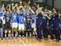 Campinas sediará pelo segundo ano seguido Copa Brasil a partir do dia 19
