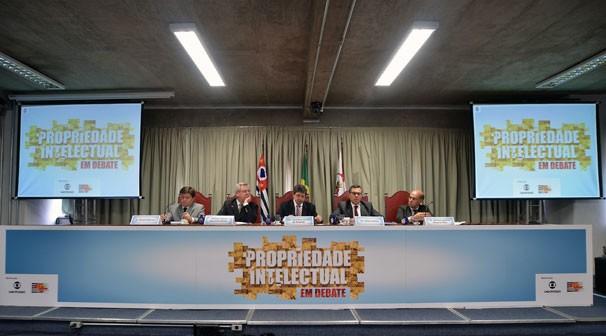 Seminário Propriedade Intelectual em Debate (Foto: Studio 3X)