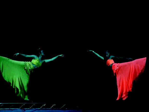 Dançaraxá aconteceu entre os dias 13 e 16 de agosto (Foto: Dançaraxá/Divulgação)