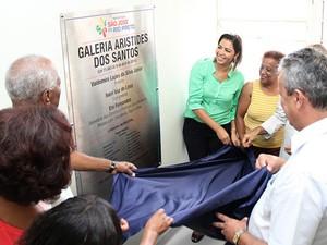 Galeria foi inaugurada esta semana (Foto: Sergio Menezes/SMCS)