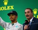 Para Mansell, Hamilton tem condições de bater recorde de títulos de Schumi