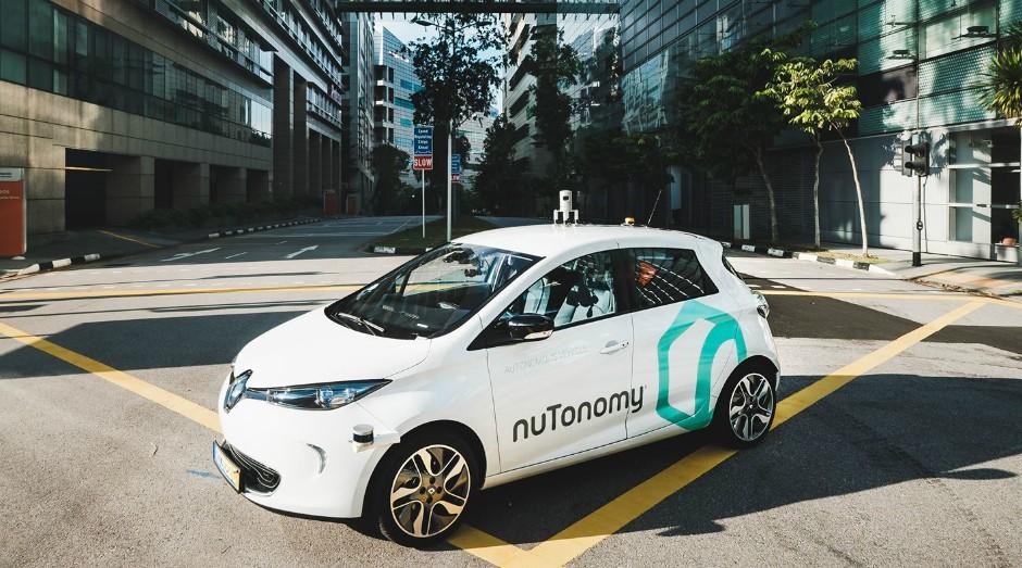 Comunicado conjunto foi divulgado pela Lyft e a startup nuTonomy, especializada em veículos autônomos (Foto: Reprodução Facebook)