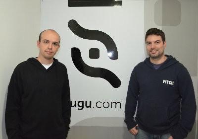 Patrick Negri e Marcelo Paez, criadores do Iugu (Foto: Divulgação)