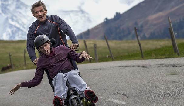 Filme se baseia na história de Dick e Rick Hoyt, pai e filho (Foto: Divulgação/Reprodução)
