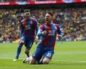 Crystal Palace vence Watford e decide Copa da Inglaterra com United