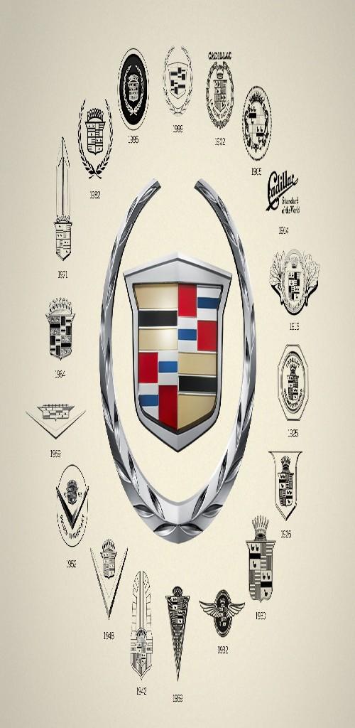 Cadillac - logos (Foto: Arquivo)