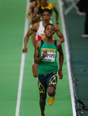 atletismo Kabange Mupopo Portland (Foto: Getty Images)
