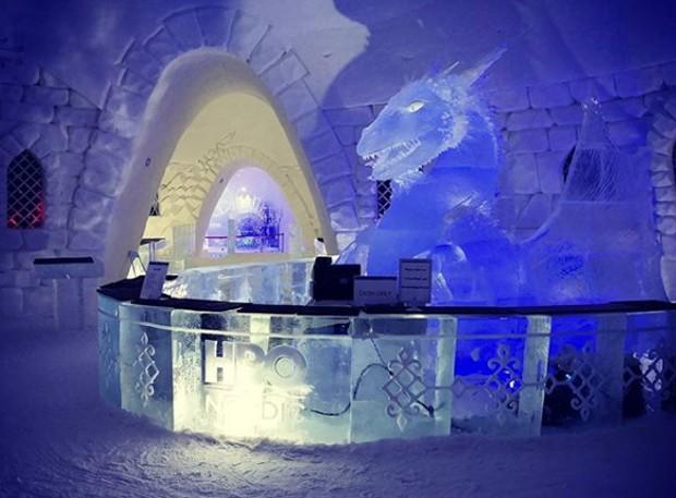 Snow Village (Foto: Reprodução/Instagram)