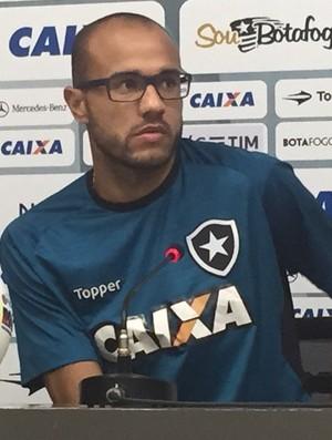 Roger, Botafogo (Foto: Reprodução SporTV)