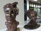 Exposição 'Arte em Bronze' reúne 20 obras na Acipi a partir de segunda (7)