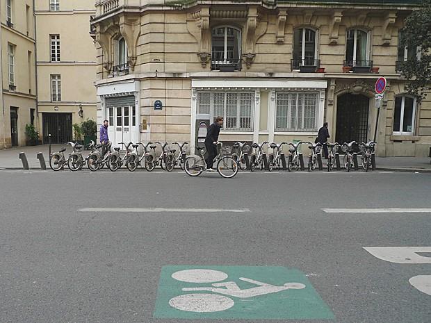 Entre as quatro cidades, Paris é a preferida de Herchcovitch (Foto: Alexandre Herchcovitch/Divulgação)