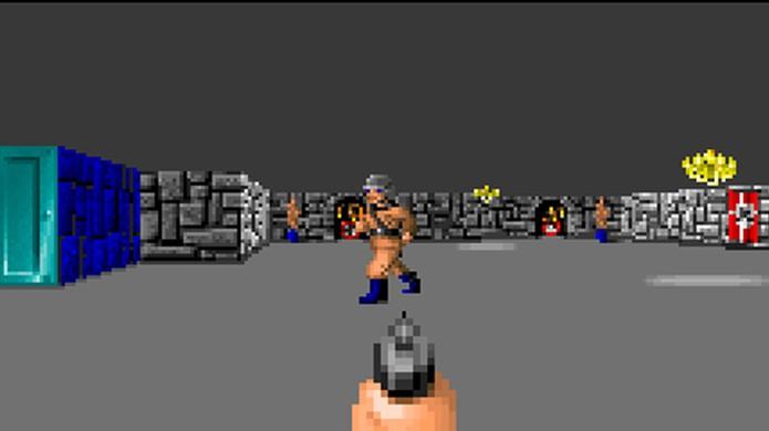 Wolfenstein 3D (Foto: Divulgação)