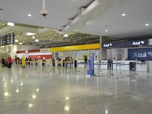 Empresas aéreas alegam aumento no número de rotas partindo de Ribeirão Preto (Foto: Adriano Oliveira/G1)