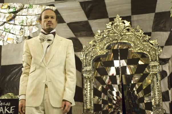 Heath Ledger em 'O Mundo Imaginário do Doutor Parnassus' (Foto: Divulgação)