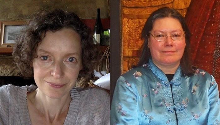 Nicola Chalton e Meredith MacArdle (Foto: Divulgação)
