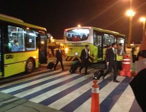 Desembarque México em Guarulhos (Foto: Leo Bianchi)