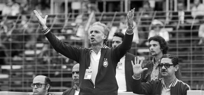 zagallo copa do mundo 74 (Foto: Agência Estado)