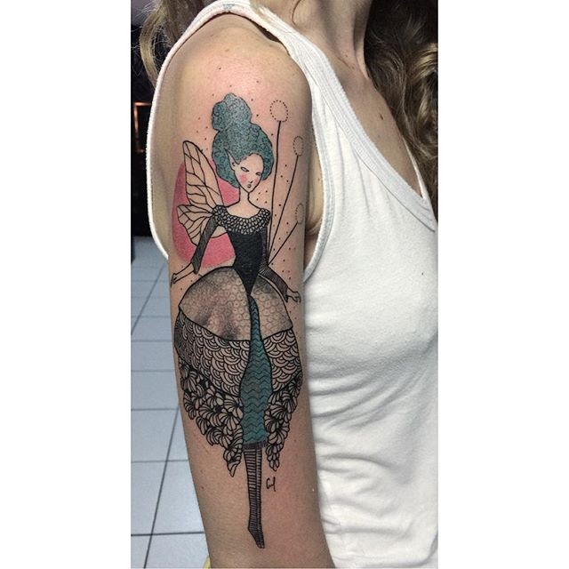 Cassio Magne A Delicadeza Das Tatuagens De Um Artista