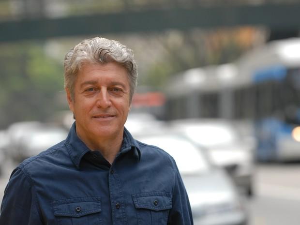 Caco Barcellos (Foto: Foto: José Paulo Cardeal / TV Globo)