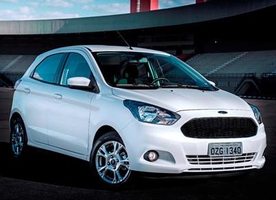 Novo Ford Ka (Foto: Divulgação)