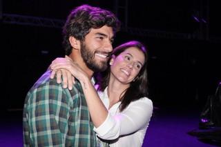 Deborah Secco e Hugo  (Foto: Paduardo e Thiago Duran / AgNews)