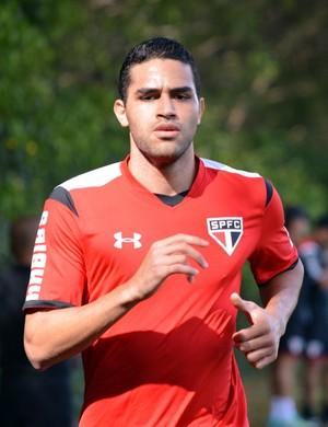 Alan Kardec São Paulo (Foto: Érico Leonan/saopaulofc.net)