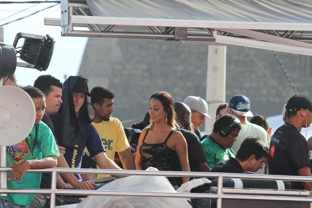 Letícia (Foto: Thiago Duran/AgNews)