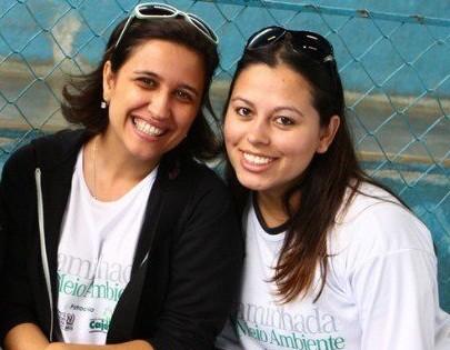 Daniela da Silva e Gilsemara Candido (Foto: divulgação)